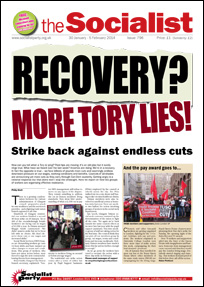 The Socialist issue 796