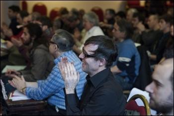 TUSC conference 1.2.14, photo by Paul Mattsson