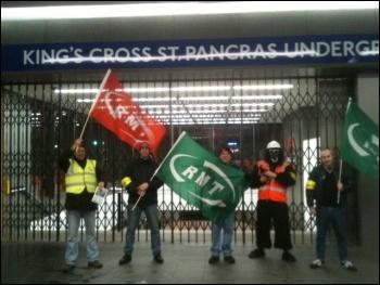 Kings Cross, 5.2.13, photo Helen Pattison