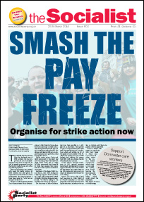 The Socialist issue 803