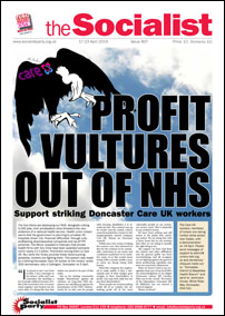 The Socialist issue 807