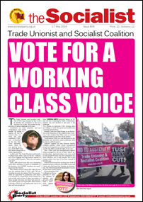 The Socialist issue 809