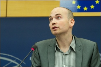 Paul Murphy, Socialist Party Ireland