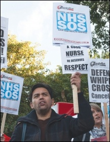 Cuts and privatisation kill