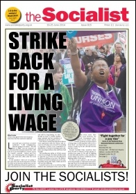 The Socialist issue 815