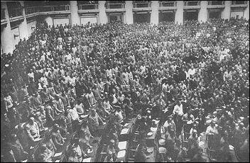 The Petrograd Soviet