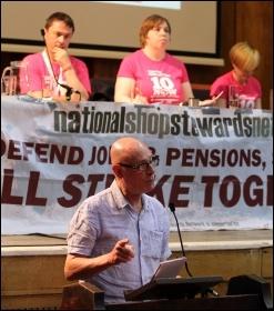 For a fighting, socialist Unison general secretary, back Roger Bannister