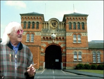 The Tory government gave Savile the keys to Broadmoor to fight the POA