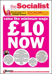 The Socialist issue 819