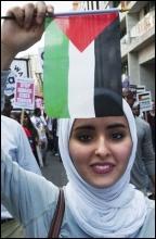 London Gaza demo 19 July 2014, photo Paul Mattsson