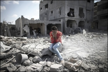 The Israeli state has attacked homes, schools, hospitals and UN shelters