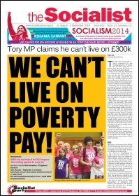 The Socialist issue 822