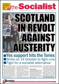 The Socialist issue 824