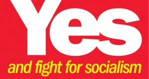 The message of Socialist Party Scotland