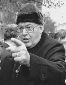Iain Paisley in 1987, photo Dave Sinclair
