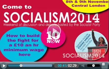 Socialism 2014