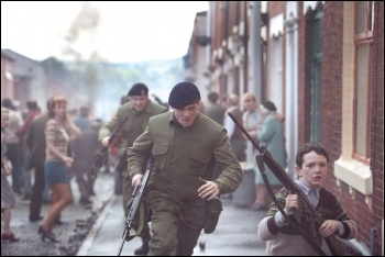 The British army was sent to Northern Ireland, not to defend beleaguered Catholics but to defend private property and British imperialism