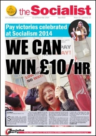 The Socialist issue 833