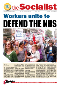 The Socialist issue 834