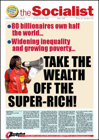 The Socialist issue 840