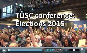 TUSC conference video splash