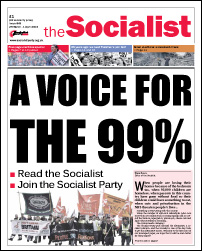 The Socialist issue 849