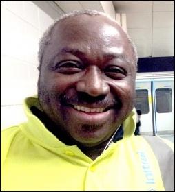 Joseph Mambuliya, photo by Pete Mason