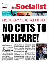 The Socialist issue 850