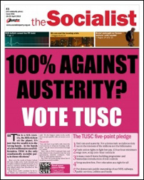 The Socialist issue 852