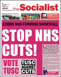 The Socialist issue 853