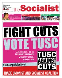 The Socialist issue 854