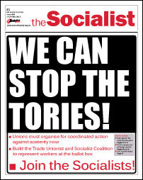 The Socialist issue 855