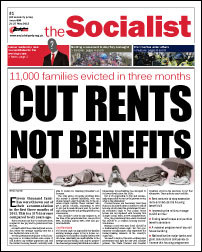 The Socialist issue 856