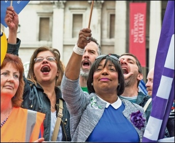 We need coordinated union action to beat the Tories, photo Paul Mattsson