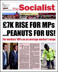 The Socialist issue 859