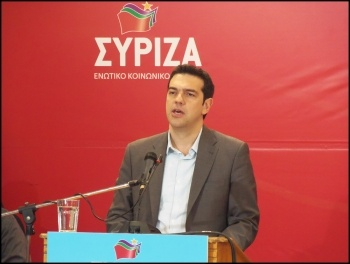 Alexis Tsipras Syriza leader Greece Joanna Piazza del Popolo (Creative Commons), photo Joanna Piazza del Popolo (Creative Commons)