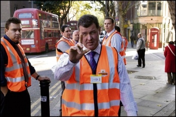 Royal Mail managers are notorious bullies, photo Paul Mattsson
