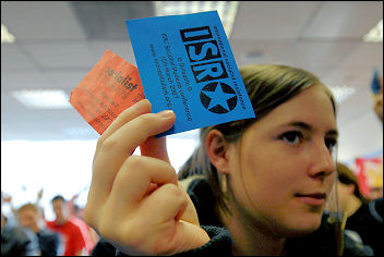 ISR conference 2007, photo Paul Mattsson