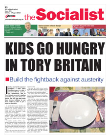 The Socialist issue 865