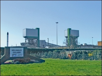 Kellingley Colliery, photo Chris Sampson (Creative Commons)