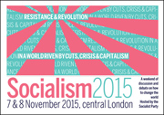 Come to Socialism 2015