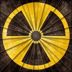 Nuclear warning, photo by Nicolas Raymond (Creative Commons)