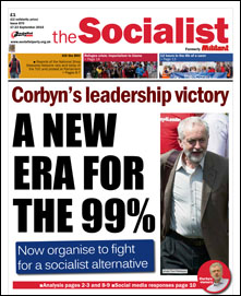 The Socialist issue 870