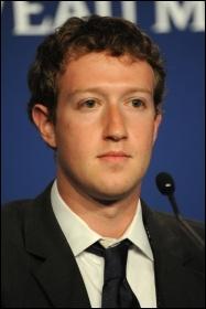 Mark Zuckerberg, photo Wikimedia Commons (Creative Commons)
