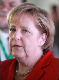 German chancellor Angela Merkel, photo Wikimedia Commons (Creative Commons)