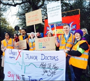 Whipps Cross hospital, London, photo Sarah Sachs-Eldridge