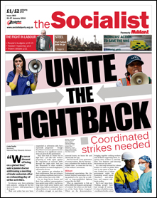 The Socialist issue 885