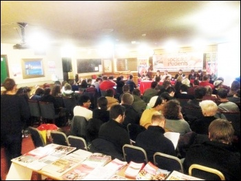 Socialist Students conference, 13.2.16