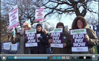 Further education strike