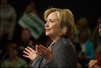 Is right-wing Democrat Hillary Clinton a good choice for women just because she is one? Photo Wikimedia Commons (Creative Commons)